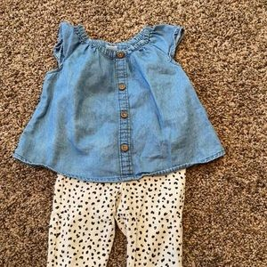 6-9 month outfit